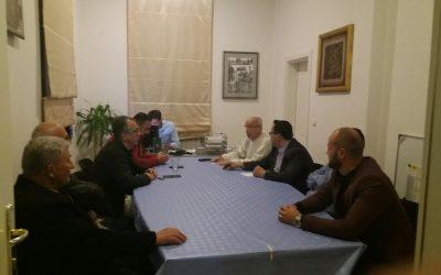 Vanredna sjednica Izvršnog Odbora MIZ Banja Luka