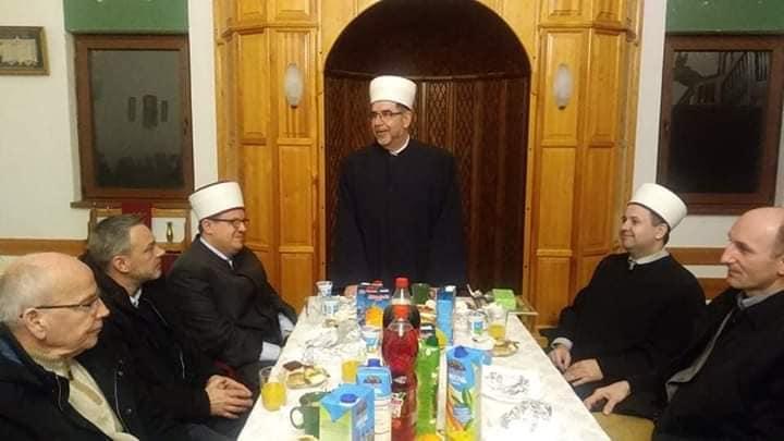 Muftija banjalučki u posjeti džematu Gornji Šeher