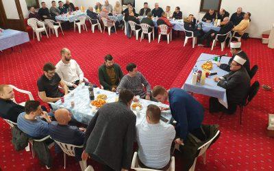 Redovna halka Sire u Gazanferiji