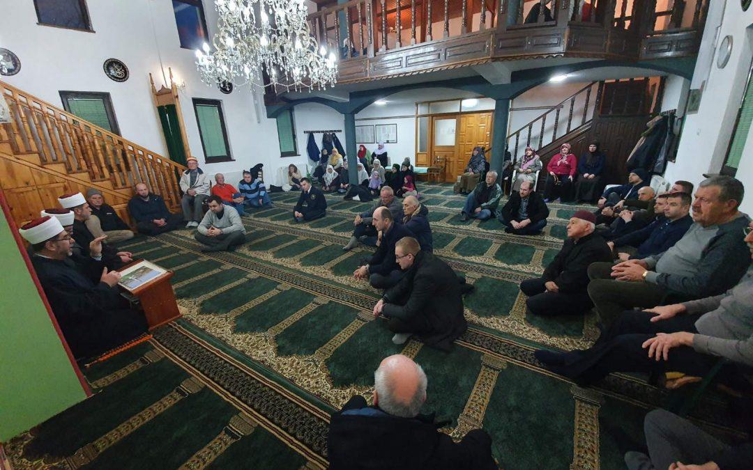Pokrenuta Halka hadisa u Sefer-begovoj džamiji