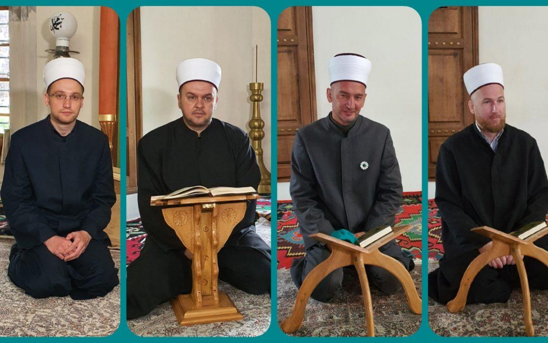 Ramazanska mukabela iz Ferhadije 22. džuz