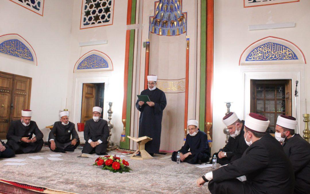 Obraćanje Muftije banjalučkog Nusret ef. Abdibegovića u povodu 27-e noći