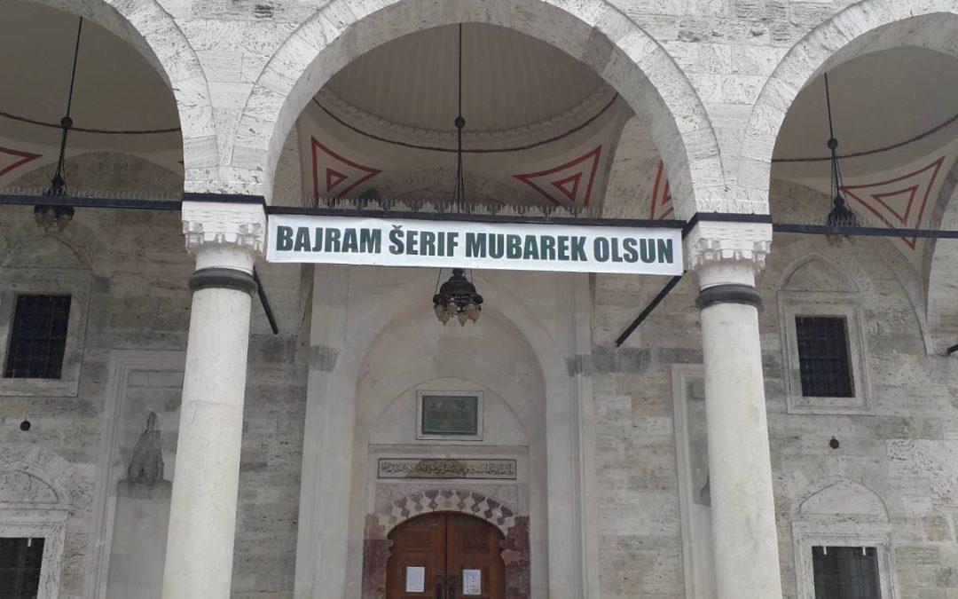 Obavještenje džematlijama o bajramskim aktivnostima Medžlisa IZ Banja Luka