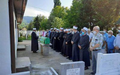 Klanjana dženaza za dr. Hanumicu Salihagić-Horozović