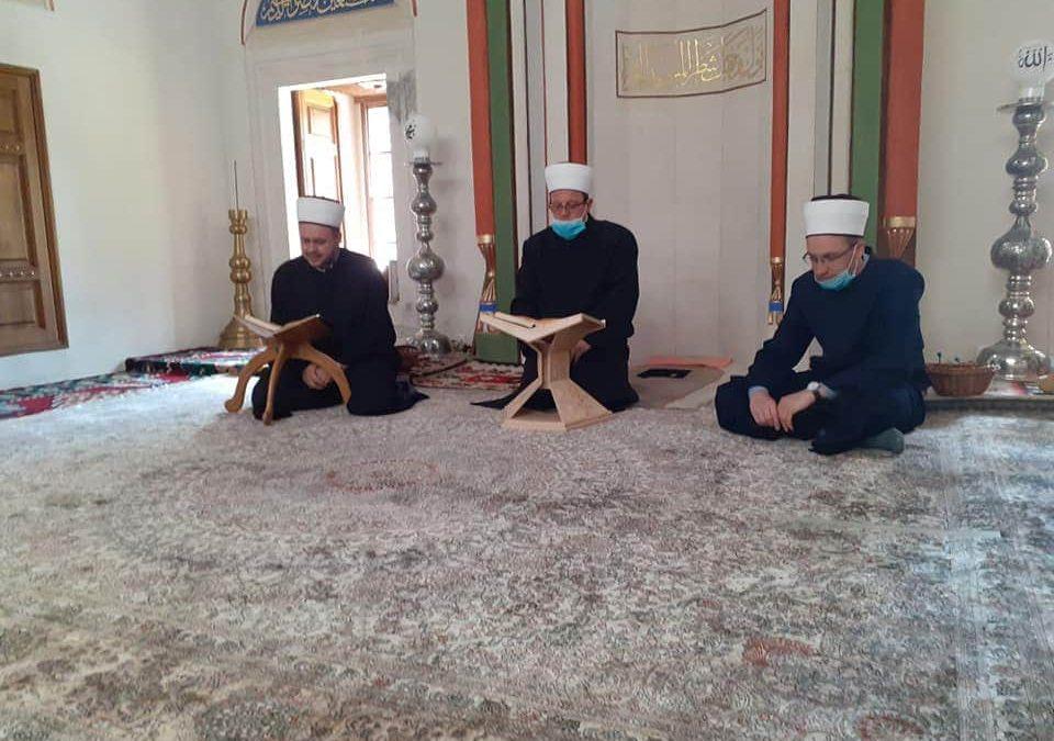 Godišnjica preseljenja na ahiret rah. Muftije Ibrahim ef. Halilovića