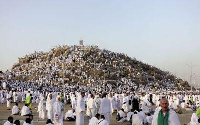 Sutra je dan Arefata, dan dove i posta