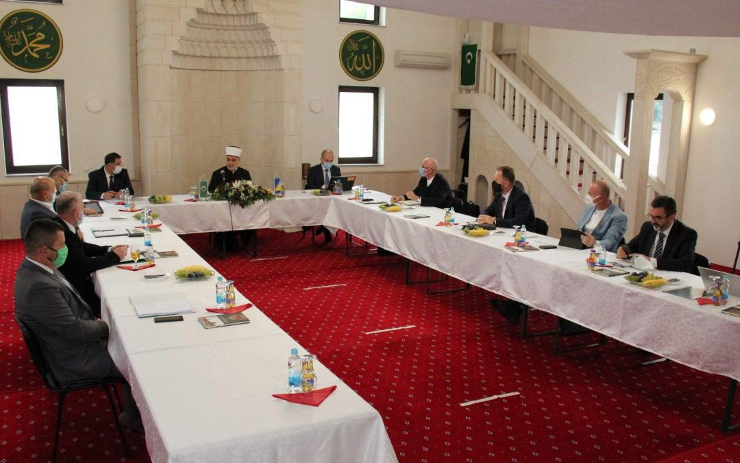 Vijeće muftija: Podrška reisu-l-ulemi Kavazoviću u provođenju reformi Islamske zajednice