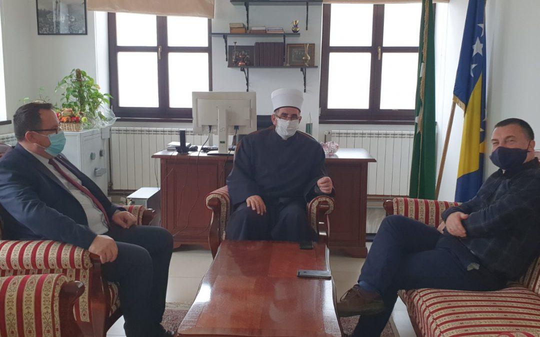 Medžlis Banja Luka posjetio Muftija banjalučki