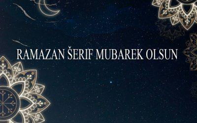 Ramazanska čestitka Glavnog imama