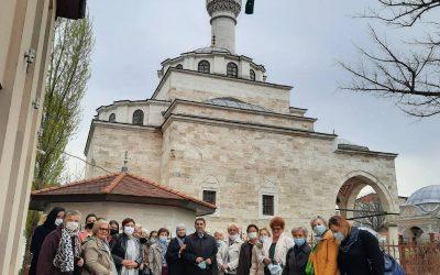 Predramazanski susret aktivistica Odjela za brak i porodicu MIZ Banja Luka sa muftijom banjalučkim mr. Nusret ef. Abdibegovićem